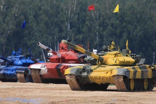 «Демонстрация военной мощи и…