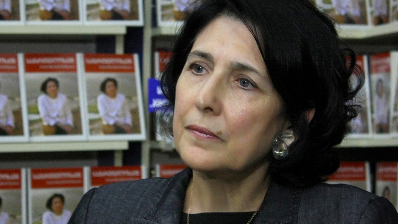 Михаил Саакашвили в Грузии: встречи без галстуков Весь мир
