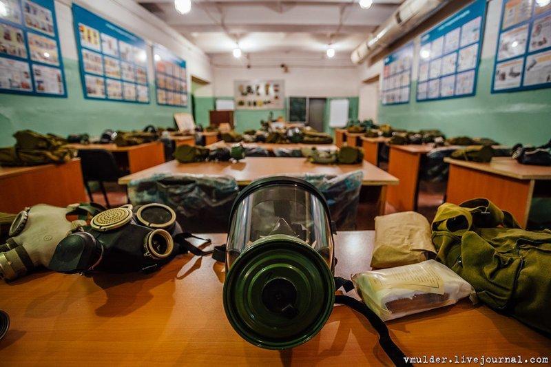 Как выглядит современное защитное сооружение гражданской обороны путешествия, факты, фото