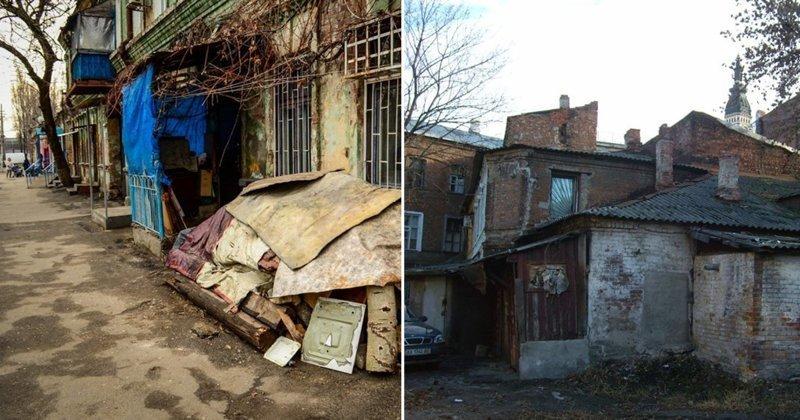 Изнанка Украины: городские трущобы