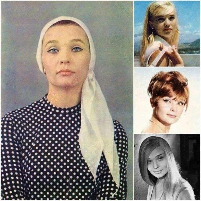 Подборка самых красивых актрис СССР.