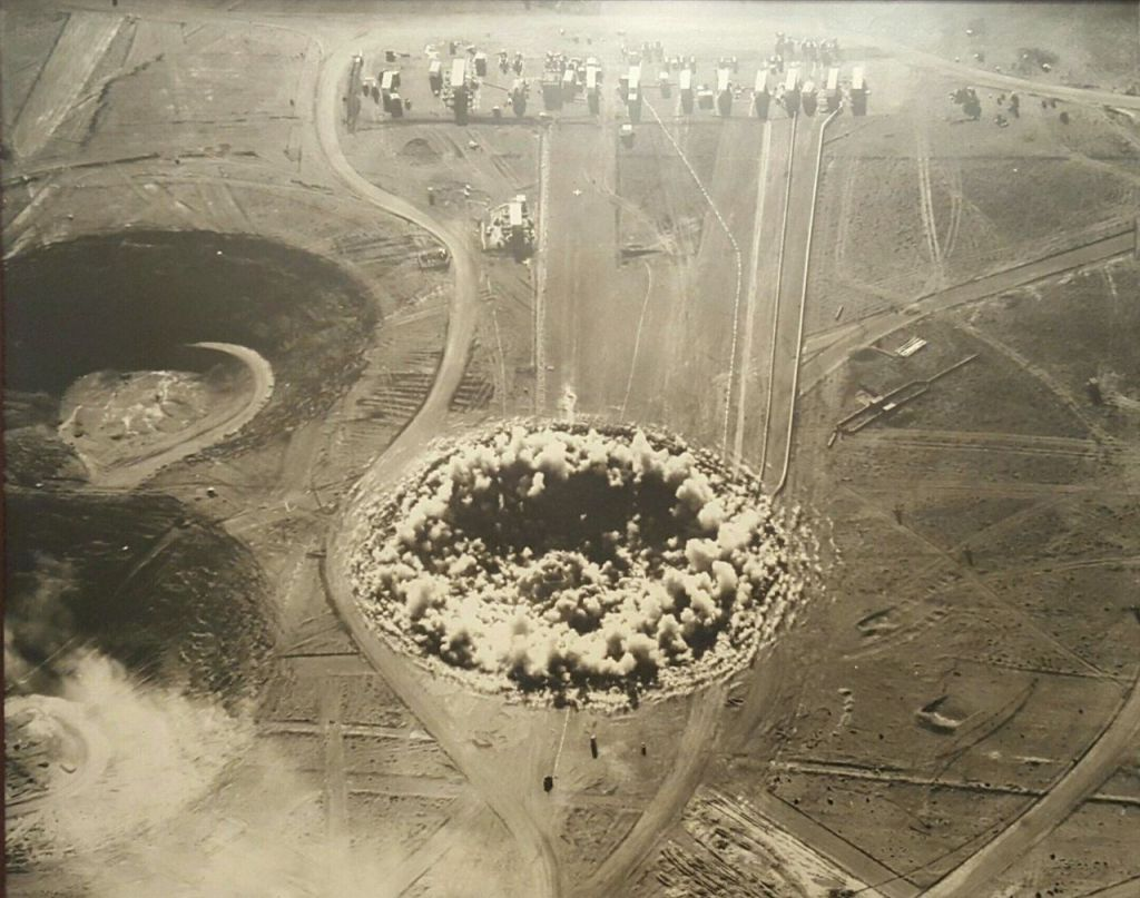 Как выглядит реальный подземный ядерный взрыв