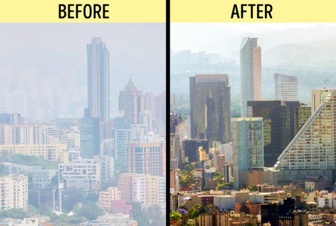 Башня, очищающая воздух, от мексиканских разработчиков