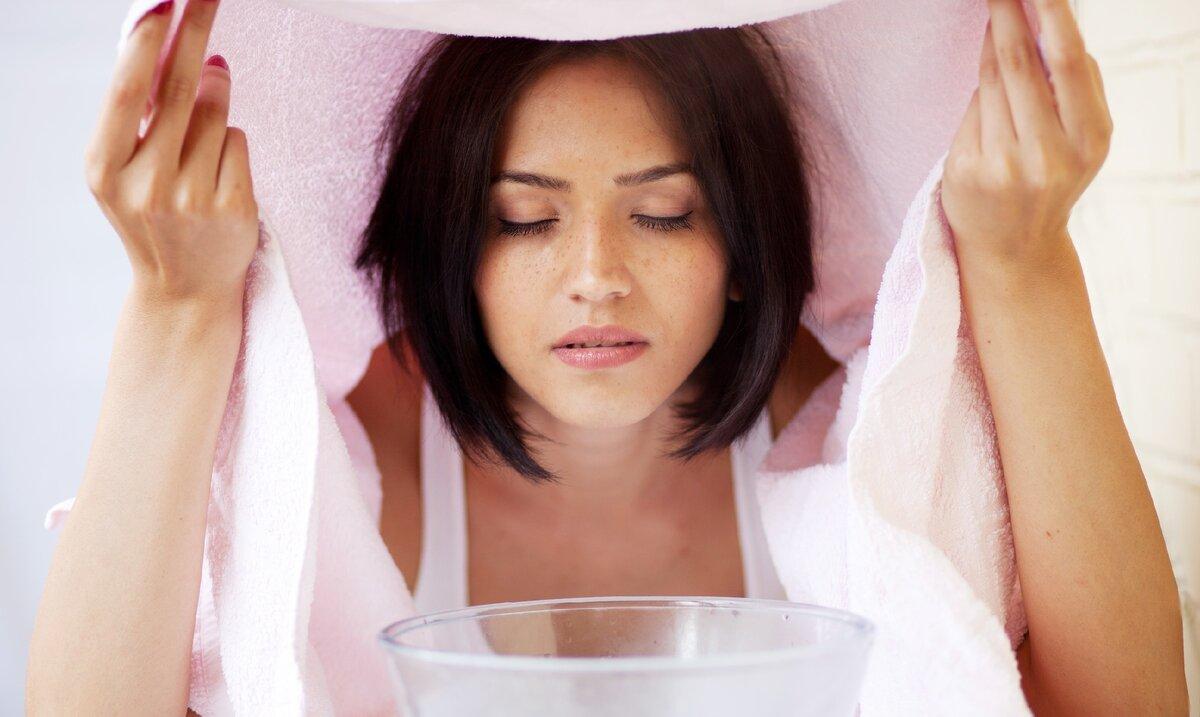 Избавляемся от мокроты в горле методами наших мам и пап горло,народная медицина,слизь