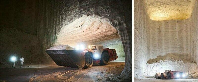 9. «Так выглядит изнутри соляная шахта» в мире, вещи, кадр, красота, подборка, удивительно, фото