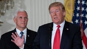 Трамп поручил немедленно создать ВКС США