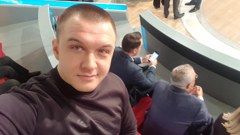 Польского телескандалиста Мацейчука арестовали зарусофобию иоскорбление памяти «Гиви» (ДОКУМЕНТЫ)