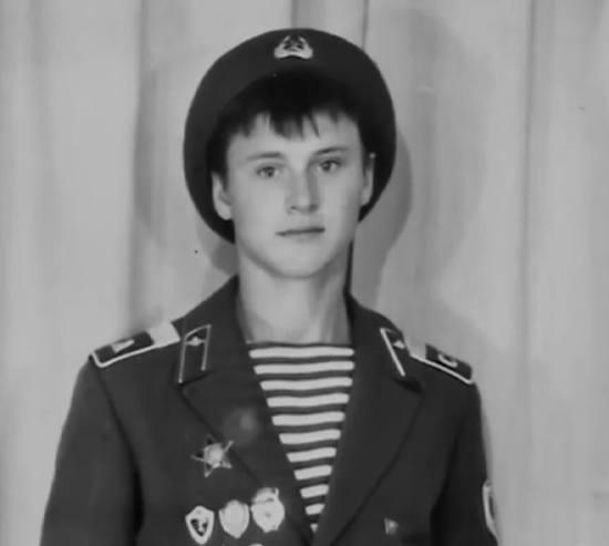Сергей Плюха. Герой из ферга…