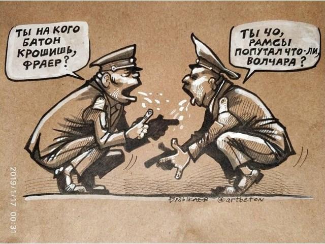 Арсен Аваков: в политический отстой или в эрзац-диктаторы? украина