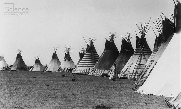 Правила жизни индейцев