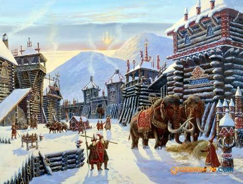 Забытая история Сибири  (От Даариии до Великого Турана)