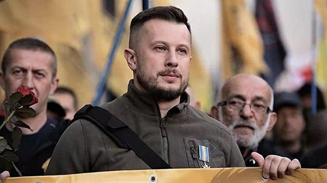 Какой видят Украину нацисты «Белого вождя» новости,события, политика