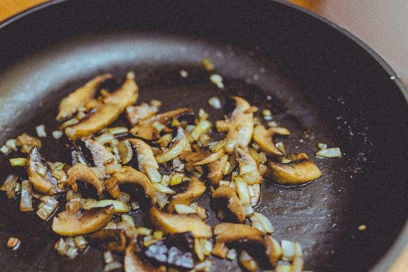 Чем заменить мясо в пост? кухонька