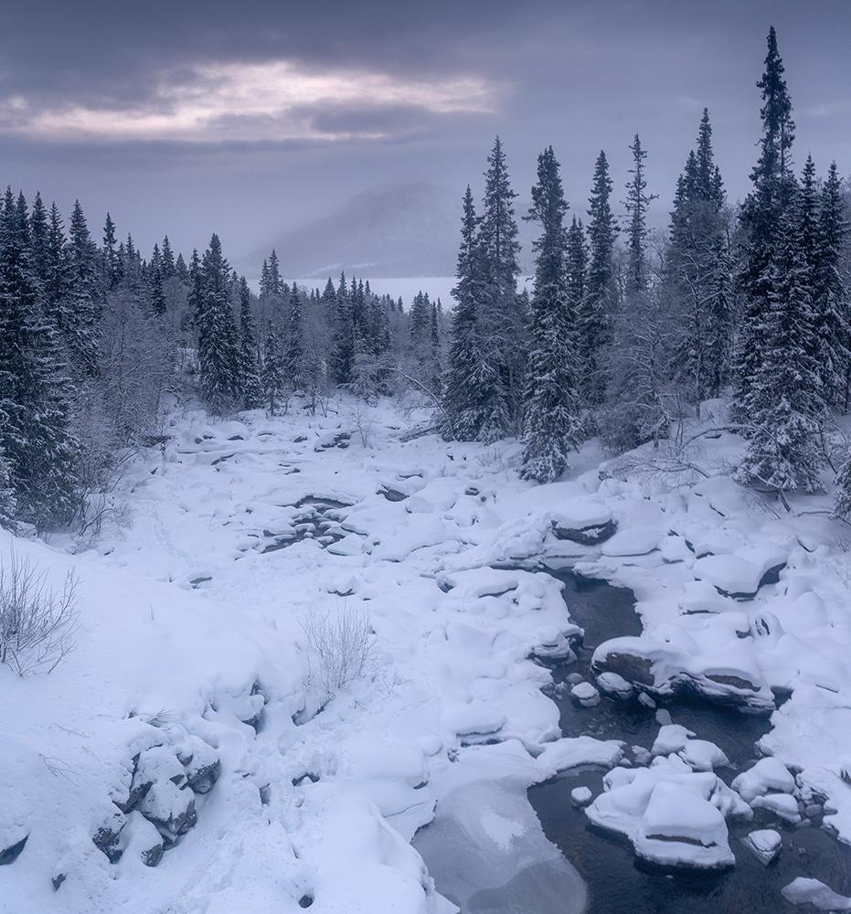 Северная Швеция