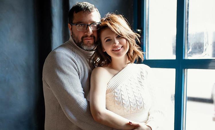 Неожиданно для всех и самих себя: Александр Котт и Анна Цуканова-Котт поженились