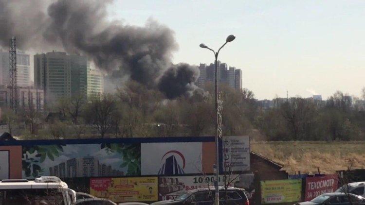 Пожарные локализовали возгор…