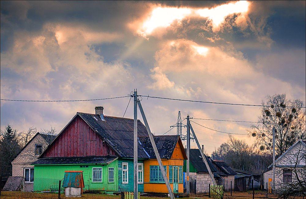 Эстонец, переехавший в Белор…