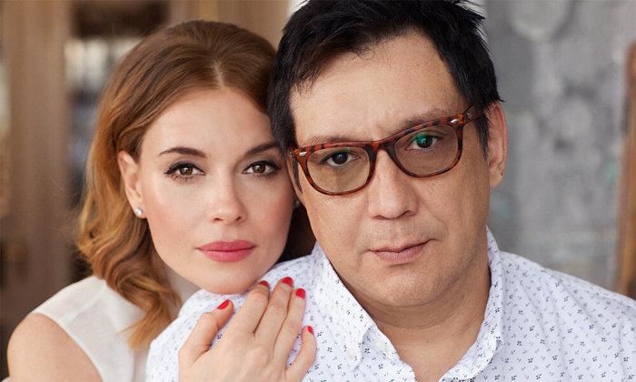 Егор Кончаловский и Любовь Толкалина. / Фото: www.po-mere.ru