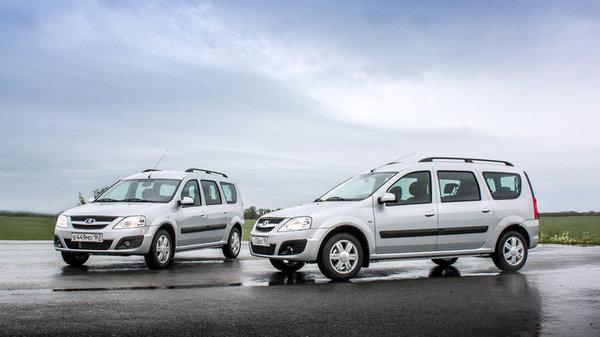 Lada Largus – из-за «АвтоВАЗа» образовались большие очереди