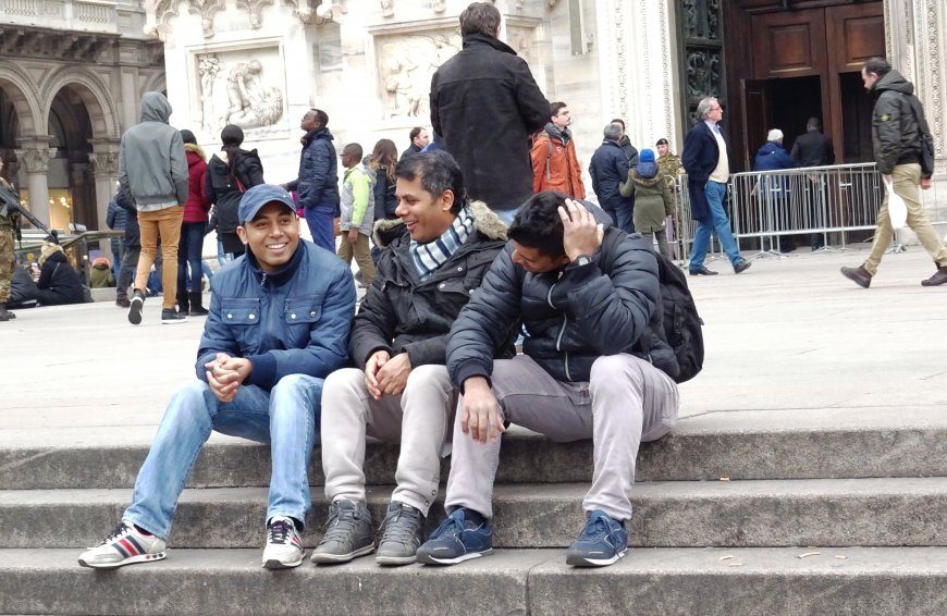 Толерантная Европа: путешествия по ЕС станут привилегией для белой расы.