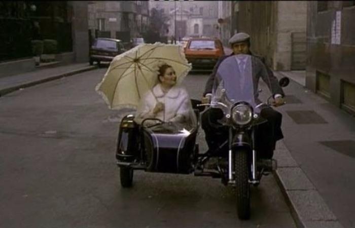 Харизматичный Адриано Челентано и его обожаемый мотоцикл из СССР