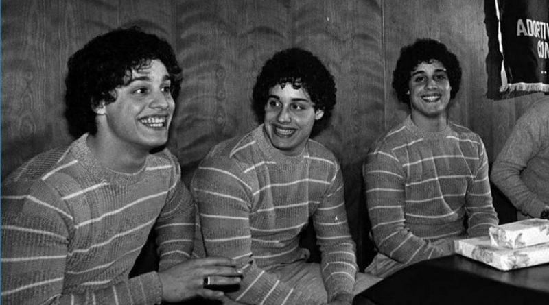 Этих тройняшек разлучили сразу же после рождения, и всё ради социального эксперимента