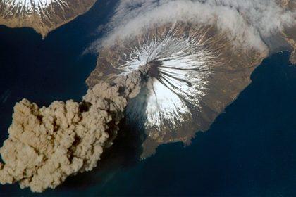У побережья Америки обнаружили гигантский супервулкан Америка,вулканы,США
