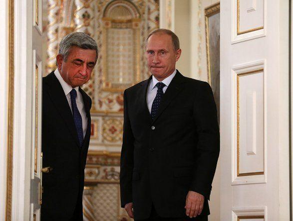 Армения снова предает Россию