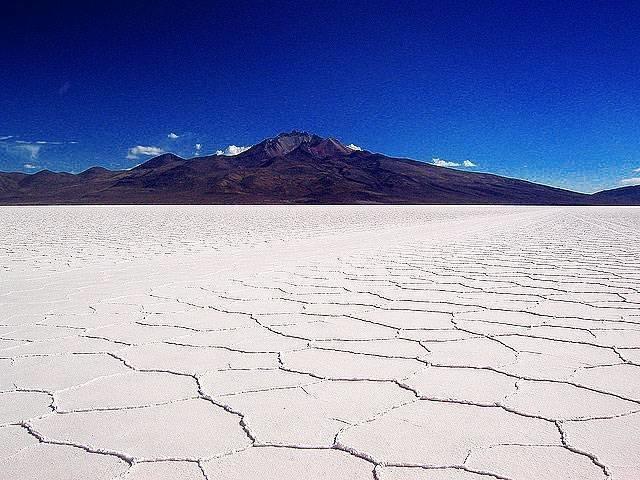 Солевая пустыня в Боливии интеренсое, планета земля, туризм