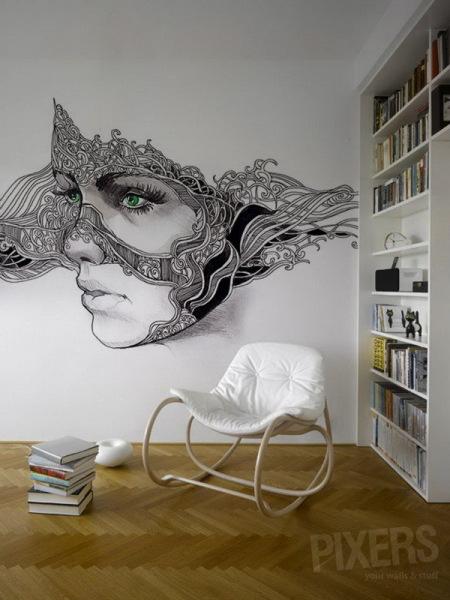 современные фрески фото 14 (450x600, 176Kb)