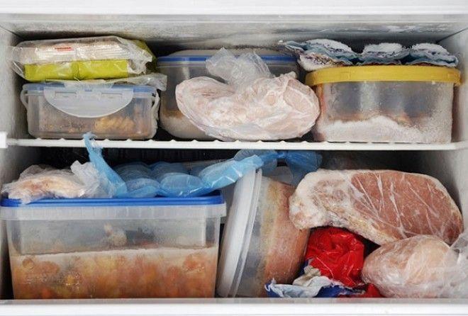 11 полезных советов - какие продукты можно заморозить не в ущерб здоровью