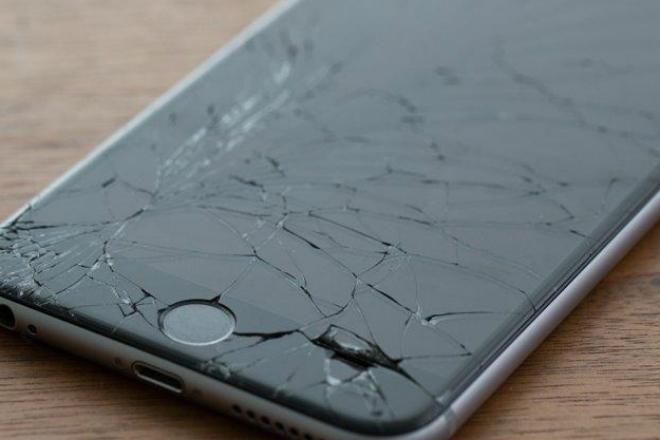 Развод с разбитым телефоном