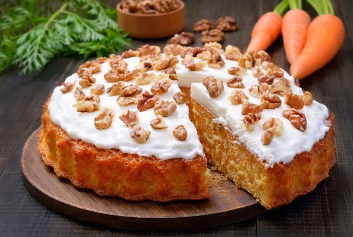 Правильный морковный пирог с…
