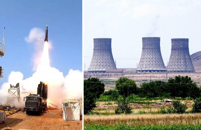 За удар по азербайджанской ГЭС Ереван может поплатиться своей атомной станцией Политика