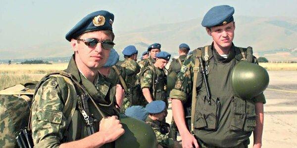 Щелчок по носу НАТО от русского десанта новости,события