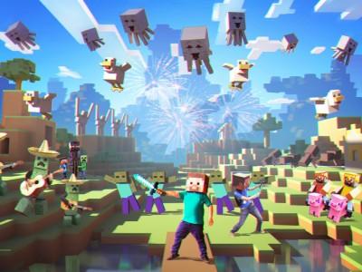 Классическая Minecraft перебралась в браузеры и стала бесплатной minecraft,Игры