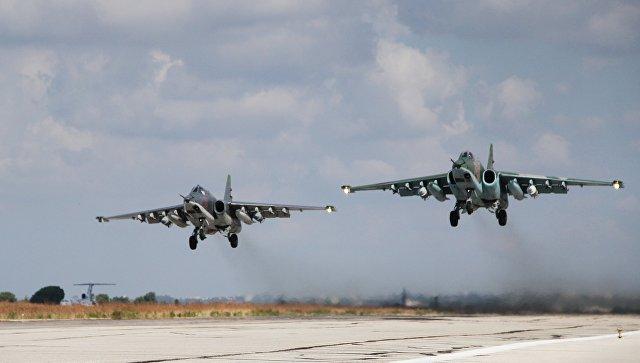 Полковник рассказала, как защитить самолеты на авиабазе Хмеймим