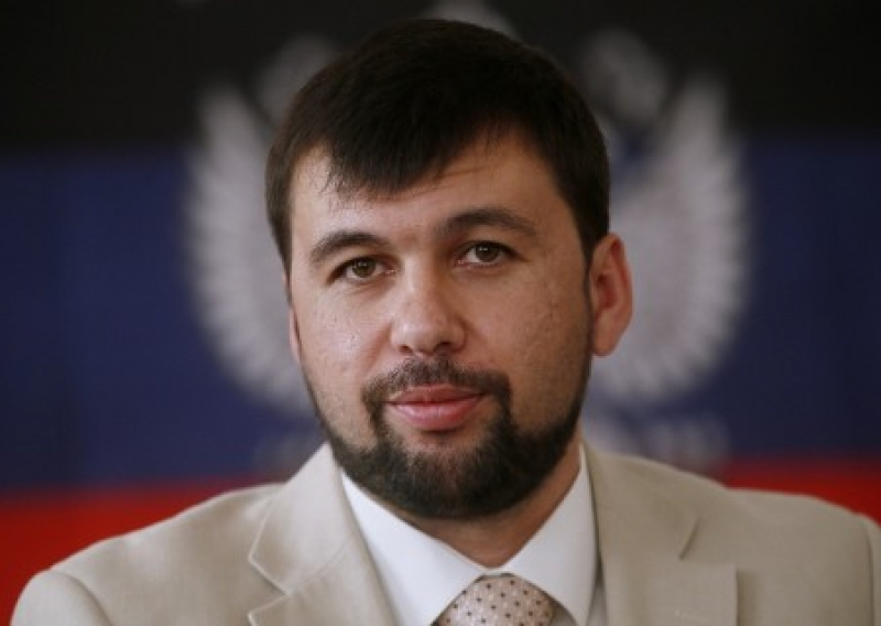 Денис Пушилин объявил о выдвижении на пост главы ДНР