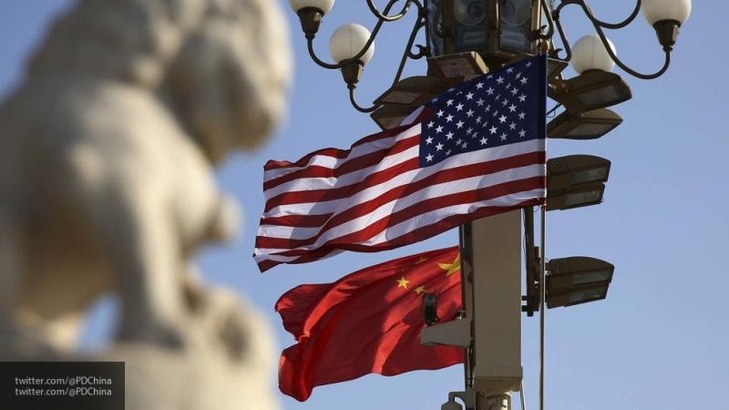 В КНР считают, что Китай и США должны найти решение торговых разногласий