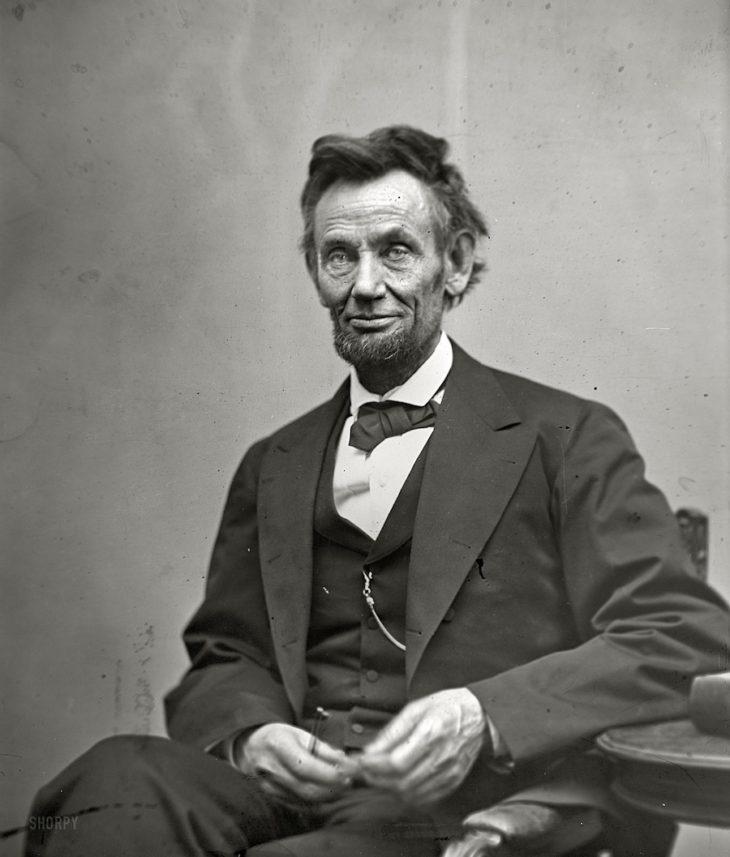 Авраам Линкольн — организато…