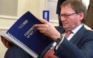 Восьмерка будущих президентов. Титов и Явлинский