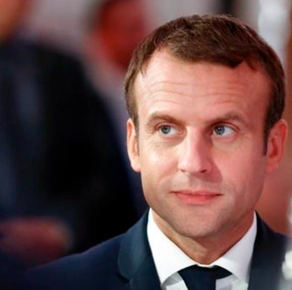Макрон — мой герой в эти дни ислам,кадыров,Макрон,политика,собчак,Франция