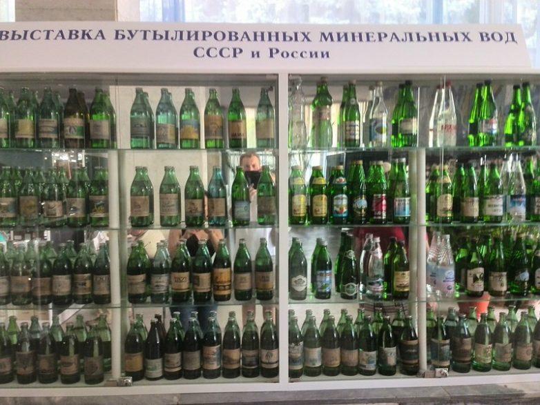 Вспоминая советскую «минералку»