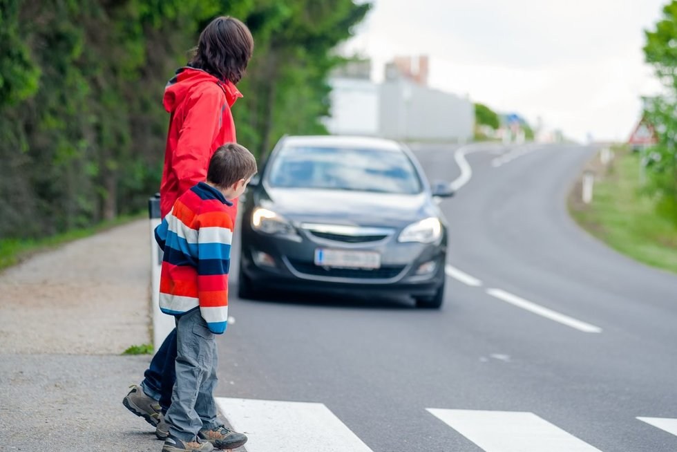 Пропусти пешехода картинки