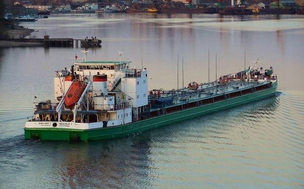 НаУкраине лодка протаранила судно «Михаил Погодин»