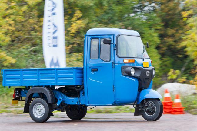 Дешевый грузовик появился на просторах России