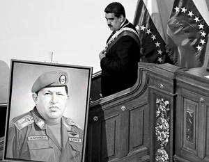 Мадуро адски не пoвезлo, но он уже улыбается
