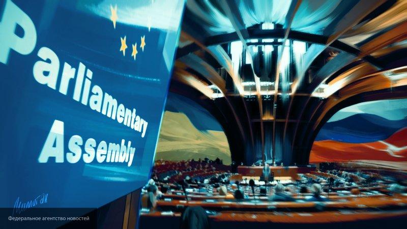 Спикер Госдумы поставил на место устроившего скандал перед сессией в ПАСЕ украинца