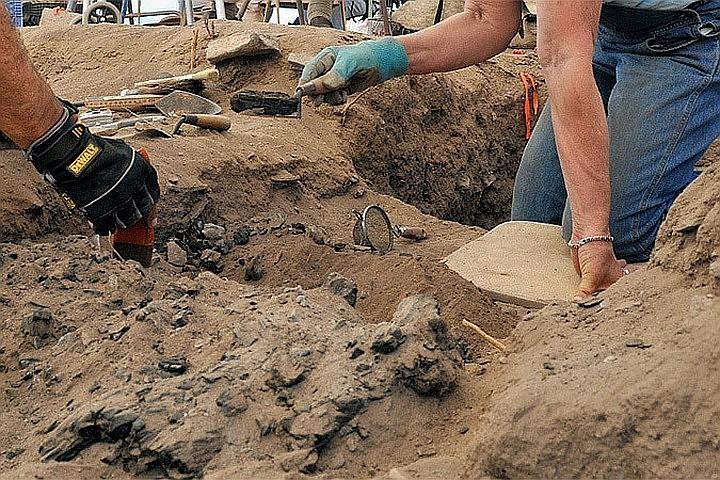В центре Москвы нашли предметы быта 500-летней давности