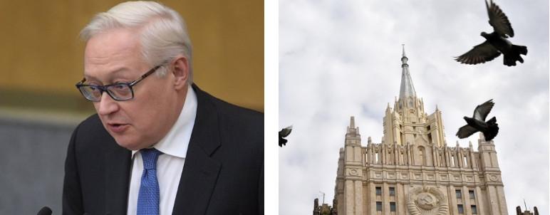 Рябков: Россия в ответ на санкции США расширит «черный список» американцев